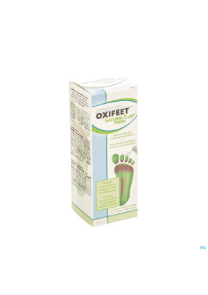 Oxifeet Naturalandfresh Spray 50ml Credophar3077781-20