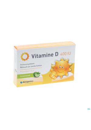Vitamine D 400iu Tabl 84 Metagenics3080249-20