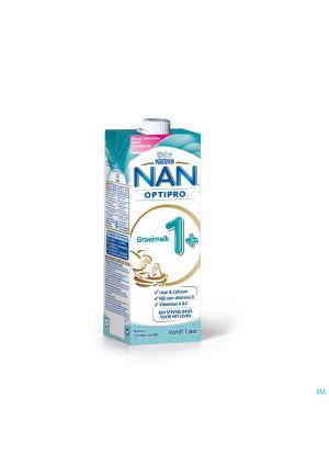 Nan Optipro Groeimelk Tetra 1l 1+3083409-20