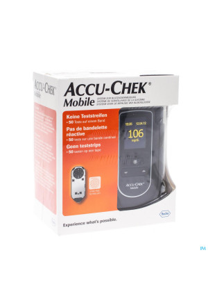 Accu Chek Mobile Startkit Zorgtraject 079301270013096575-20