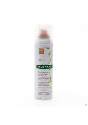 Klorane Capil. Droogsh Haver Teint Spray 150ml3096773-20