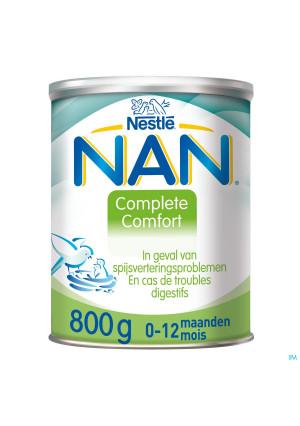Nan Complete Comfort Zuigelingenmelk Pdr 800g3115599-20