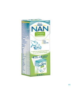 Nan Complete Comfort Zuigelingenmelk Pdr 4x26g3115607-20