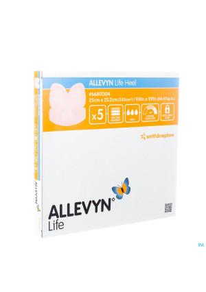 Allevyn Life Heel Verb 25,0x25,2cm 5 668013043117108-20