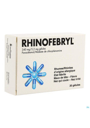 Rhinofebryl Caps 303119328-20