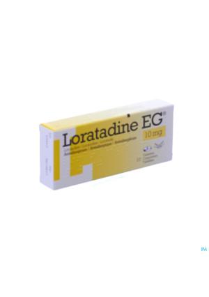 Loratadine Eg 10mg Tabl 10 X 10mg3120193-20