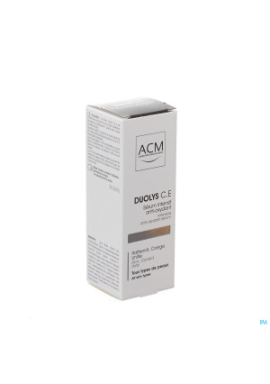 Duolys Ce Serum Intensief A/oxydant 15ml3126679-20