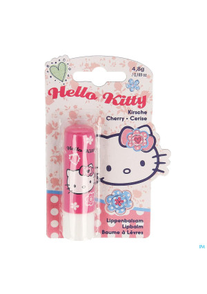 Disney Hello Kitty Bout.lipbalsem Aardbei 4,8g3129103-20