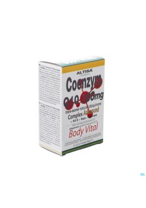 Altisa Coenzym Q10 100mg+e+ca+lecithine Tabl 303134061-20