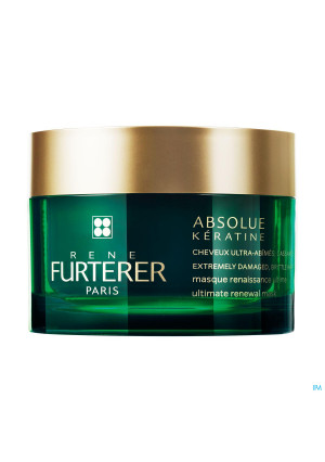 Furterer Absolue Keratine Masque 200ml Cfr 37701873135548-20