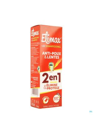 Elimax Shampoo Tegen Luizen Fl 100ml3135779-20