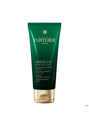 Furterer Absolue Keratine Masker 100ml Cfr 37701793140910-20