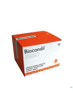 Biocondil Nf Zakje 180 Verv.26411993142015-20