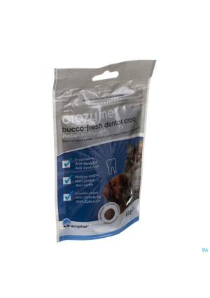 Orozyme Bucco-fresh Dental Croq Dogandcat <10kg 60g3142718-20