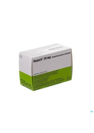 Reparil Impexeco 20mg Maagsapresist Comp 100 Pip3144185-20