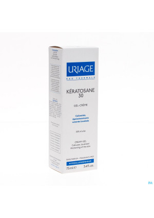 Uriage Keratosane 30 Gel Creme 75ml3147287-20