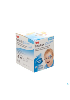 Opticlude 3m Silicone Eye Patch Boy Mini 503152790-20