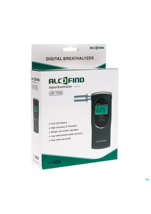 Alcofind Da-7100 Alcoholtest Digitaal3161247-20