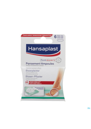Hansaplast Sos Blaarpleister Klein Strip 63161361-20