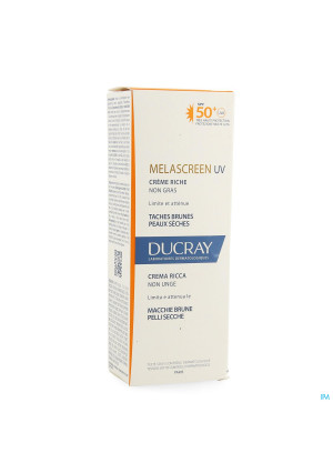 Ducray Melascreen Uv Rijke Creme 40ml3178225-20