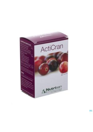 Acticran 60 V-caps Nutrisan3195005-20