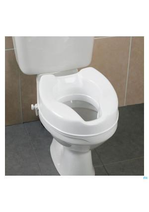 Toiletverhoger Deksel Savanah 10cm Wit Advys3198702-20