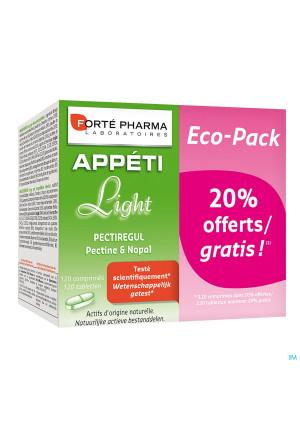 Appetilight Comp 120 20% Gratis Promo3211620-20