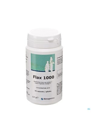 Flax 1000 Pot Tabl 90 19750 Metagenics3214947-20