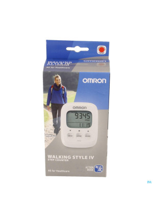 Omron Walking Style Iv Stappenteller Wit3225448-20