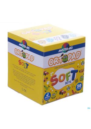 Ortopad Soft Boys Junior 67x50mm 50 722413243722-20