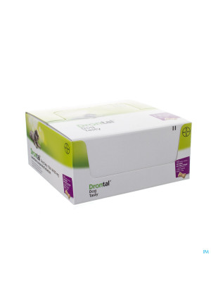Drontal Tasty Bone 150/144/5mg 10kg Dog Comp 17x63245685-20
