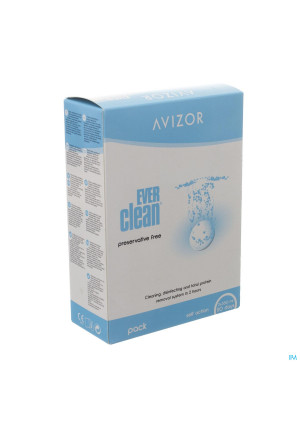 Everclean 3 Maand 2x350ml + 90 Comp3248176-20