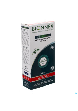 Bionnex Organica A/hair Loss Sh Normaal Haar 300ml3255213-20