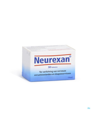 Neurexan Tabl 50 Heel3259157-20