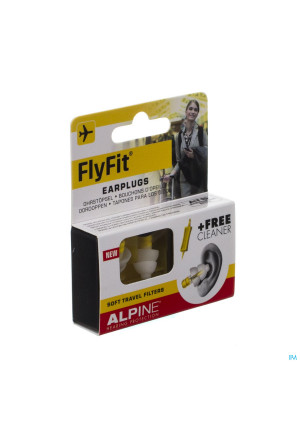 Alpine Fly Fit Oordoppen New 1p3263852-20