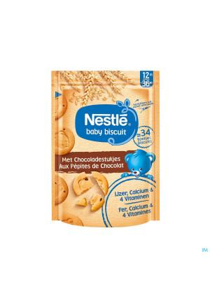Nestlé Baby Biscuits Chocoladestukjes150g3268034-20