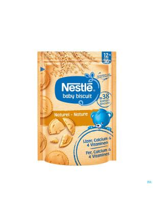Nestlé Baby Biscuits Natuur 180g3268059-20