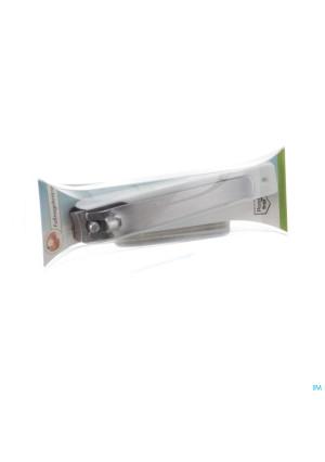 Mörser Teen Nagelknipper Inox Style wit/zwart met hoes N°4733268844-20