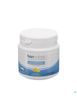 Barinutrics Calciumcitraat Citrus Kauwtabl 903274834-20