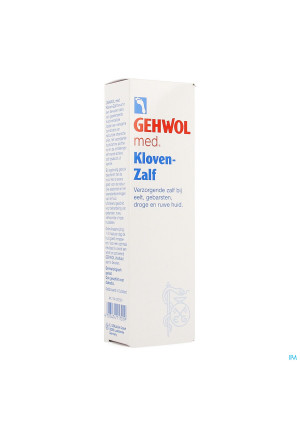 Gehwol Med Klovenzalf Tube 75ml 111401053275740-20