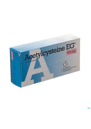 Acetylcysteine Eg 600mg Bruistabl 30x600mg3276094-20