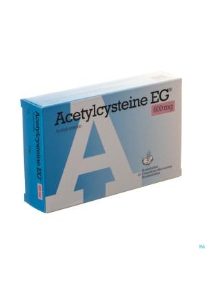 Acetylcysteine Eg 600mg Bruistabl 60x600mg3276102-20