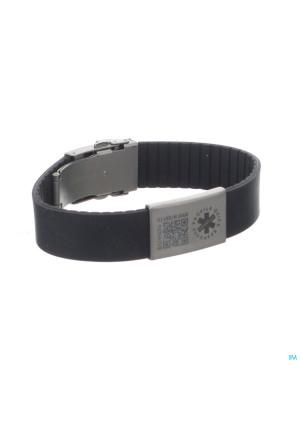 Armband Myqrp Zwart 13279270-20