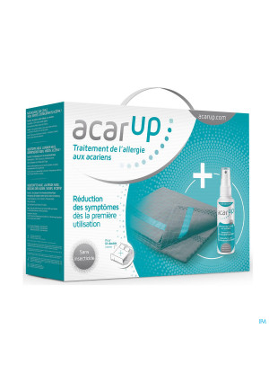 Acar Up Huisstofmijt Kit Duo 2 Textiel.+spray100ml3286523-20