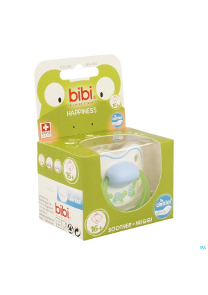 Bibi Fopspeen Dental Play With Us +16m3296944-20