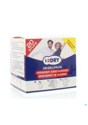 1-2dry Okselpads Small 203319423-20