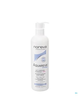 Aquareva Lichaamsmelk Hydra 24u Pompfl 400ml3321890-20