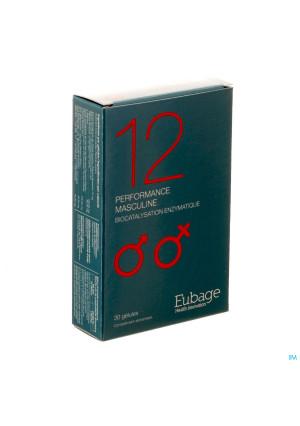 Eubage 12 Mannelijk Prestatievermogen Caps 303322740-20