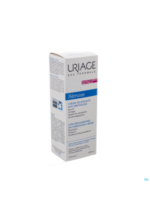 Uriage Xemose Creme Relipid. A/irrit. 200ml3340692-20
