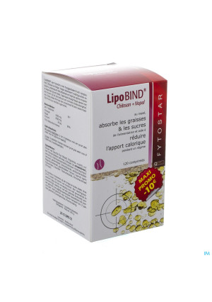 Fytostar Lipobind Chitosan Nopal Comp 1203350824-20